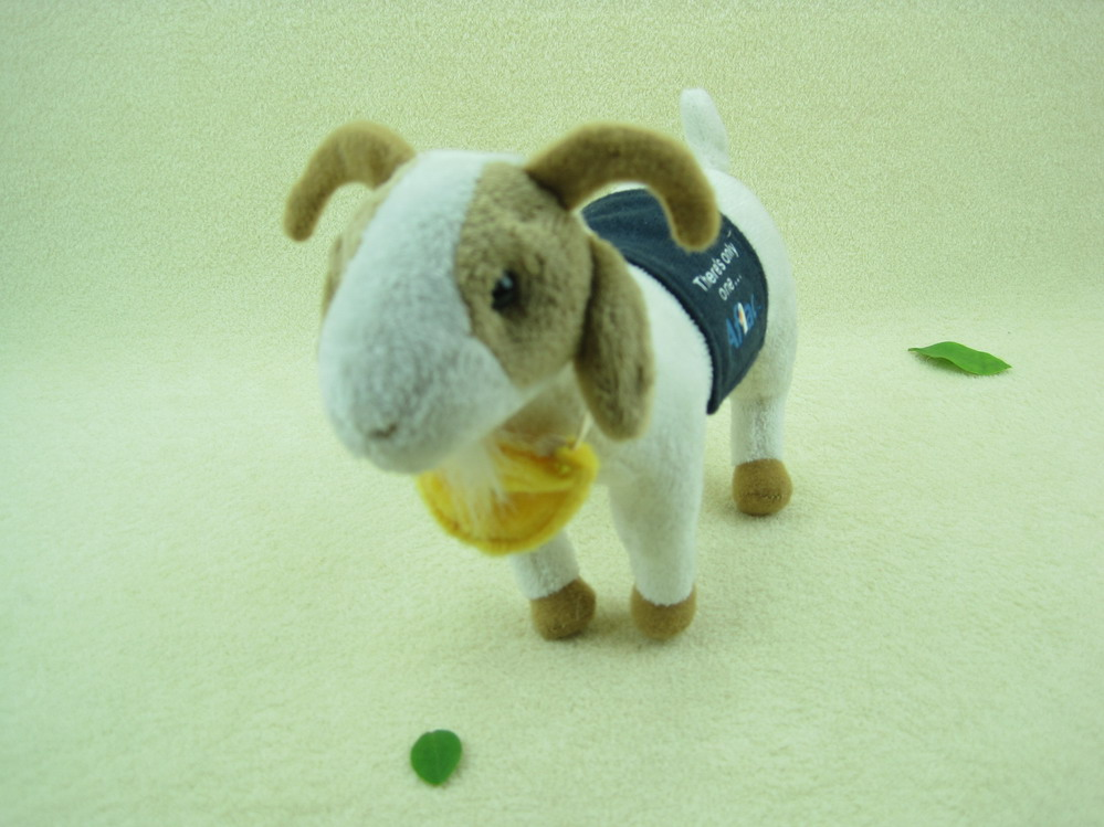 plush animal sheep
