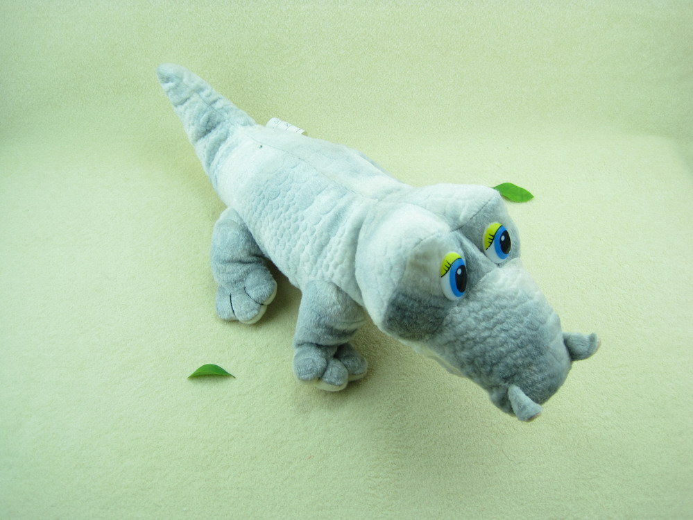 plush animal Alligator